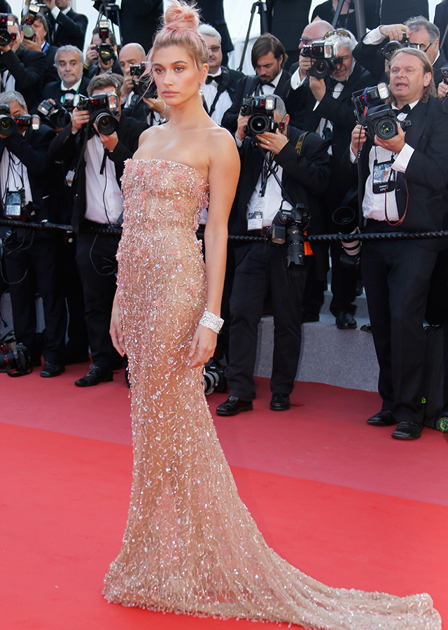 2018 Cannes Film Festival: Red carpet arrivals (фото 15)