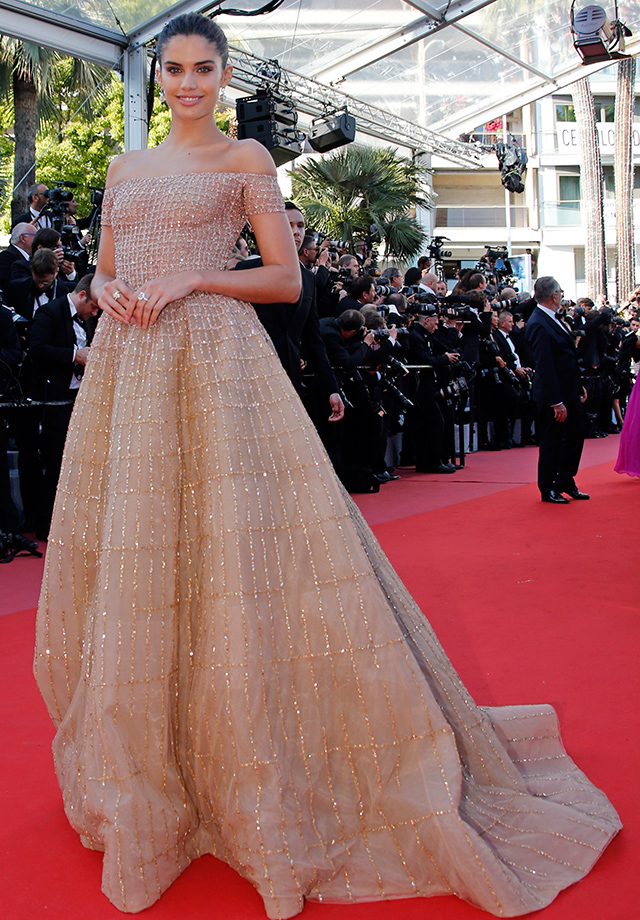 2018 Cannes Film Festival: Red carpet arrivals (фото 14)