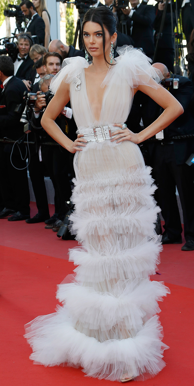 2018 Cannes Film Festival: Red carpet arrivals (фото 13)