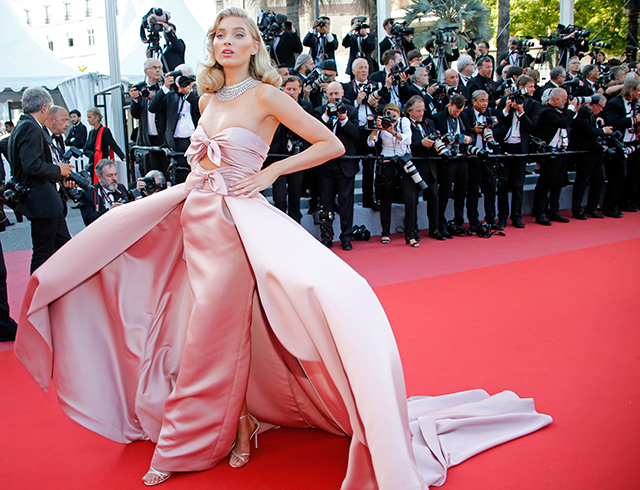 2018 Cannes Film Festival: Red carpet arrivals (фото 2)