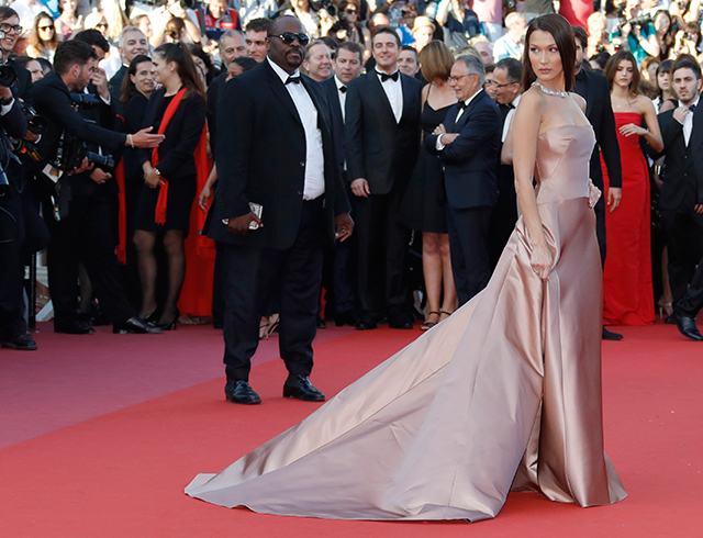 2018 Cannes Film Festival: Red carpet arrivals (фото 1)