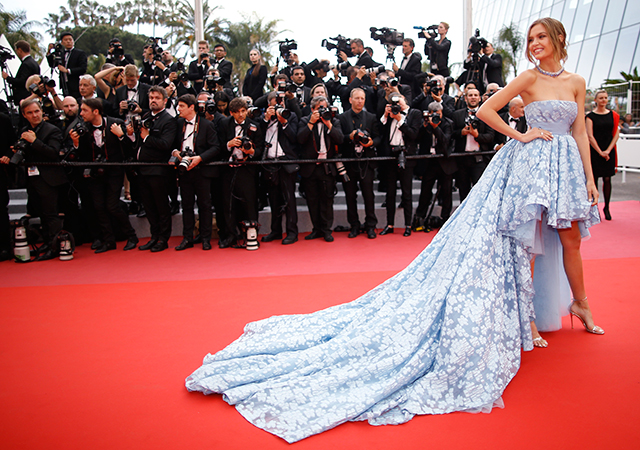 2018 Cannes Film Festival: Red carpet arrivals (фото 3)
