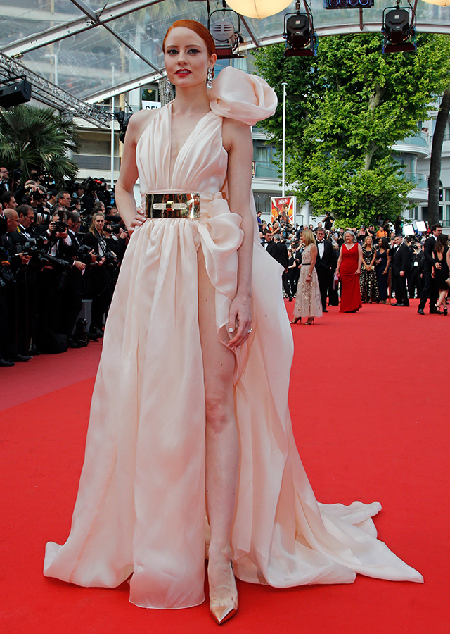 2018 Cannes Film Festival: Red carpet arrivals (фото 5)