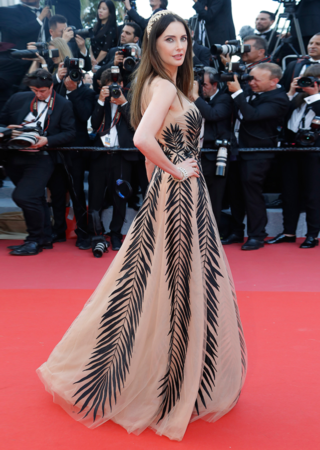 2018 Cannes Film Festival: Red carpet arrivals (фото 7)