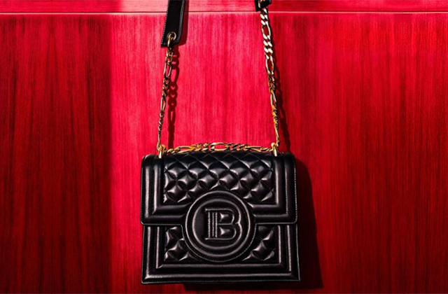 Cara Delevingne turns accessory designer for Balmain (фото 1)