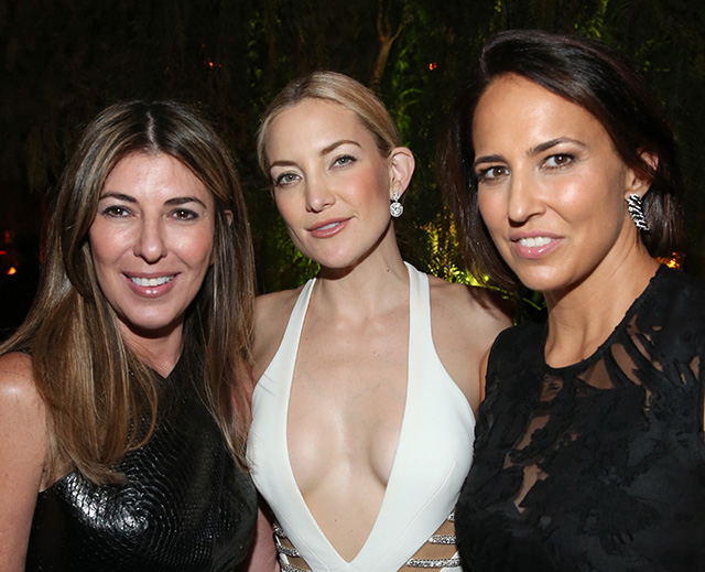 Cara Delevingne, Jennifer Lopez and more at Golden Globes after-party (фото 4)