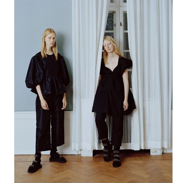 Matchesfashion.com launches an exclusive collection with Danish designer, Cecilie Bahnsen (фото 1)