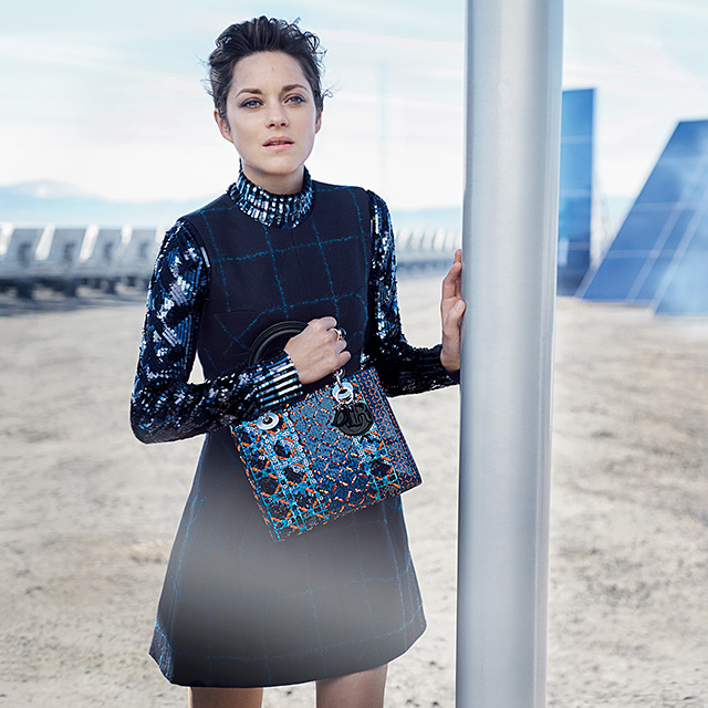 """I get richer from exploring other peoples' lives"" – Marion Cotillard (фото 1)"