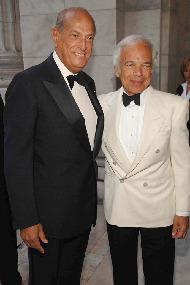 Celebrating a legend: RIP Oscar de la Renta