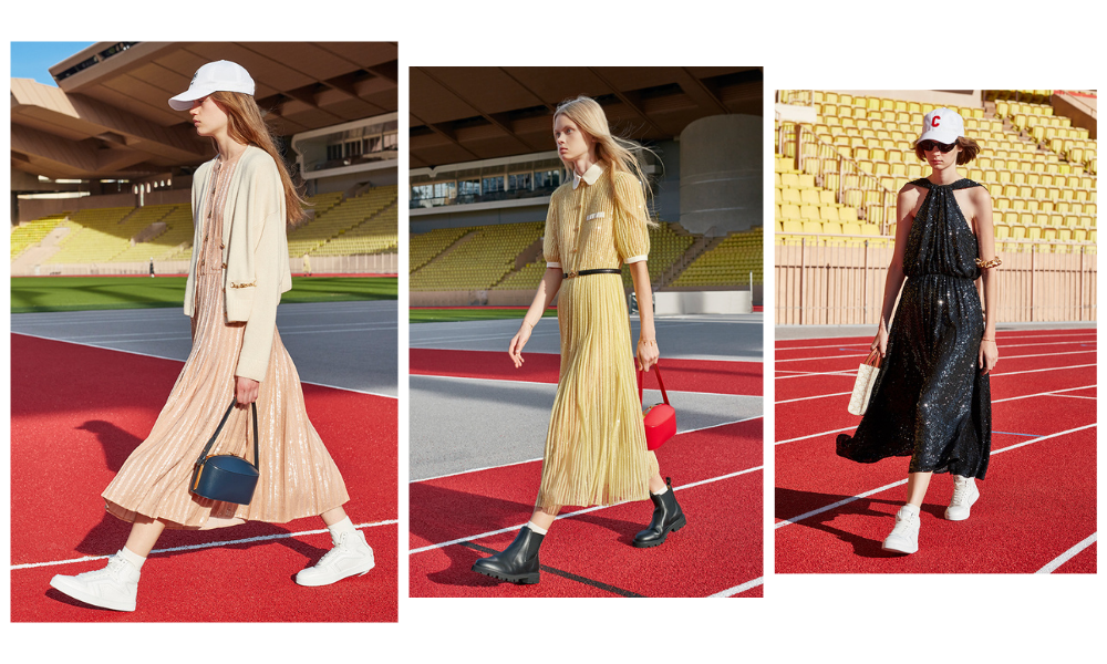 Hedi Slimane shows us how to do laid-back, French-girl chic with Celine's new collection (фото 3)