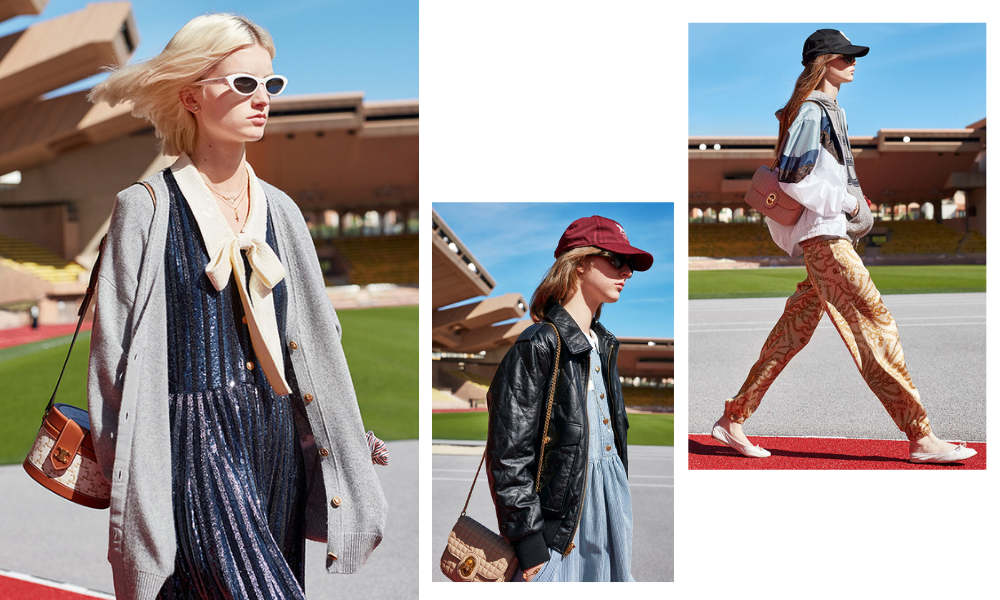 Hedi Slimane shows us how to do laid-back, French-girl chic with Celine's new collection (фото 1)