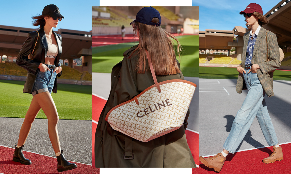 Hedi Slimane shows us how to do laid-back, French-girl chic with Celine's new collection (фото 2)