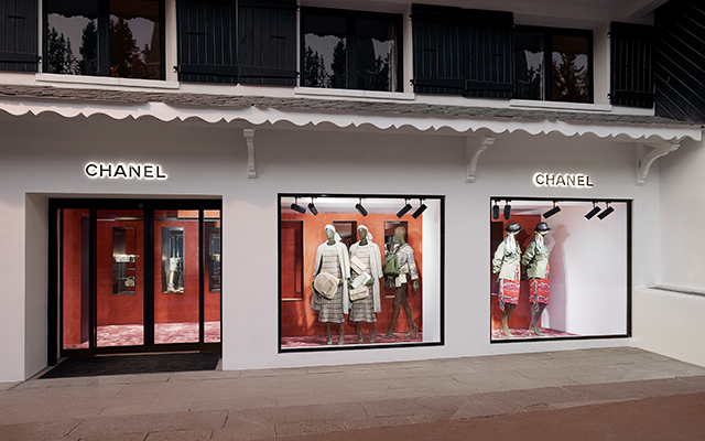 First look: Chanel's Courchevel boutique (фото 1)