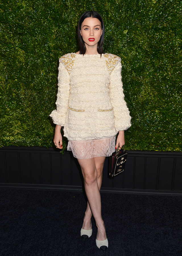 Tribeca Film Festival: Inside Chanel's Artists Dinner (фото 1)