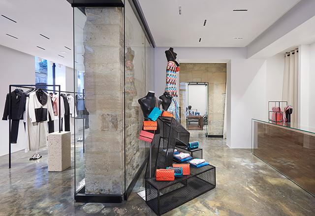 First look: Chanel opens boutique at national heritage site
