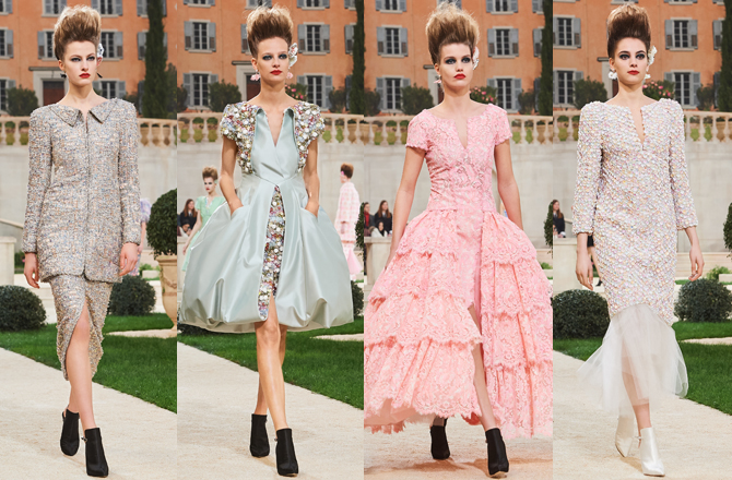 Paris Haute Couture Fashion Week S/S'19: Day two highlights (фото 1)
