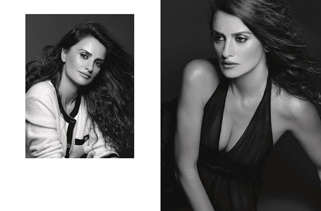 Penélope Cruz lands her debut campaign for Chanel (фото 1)