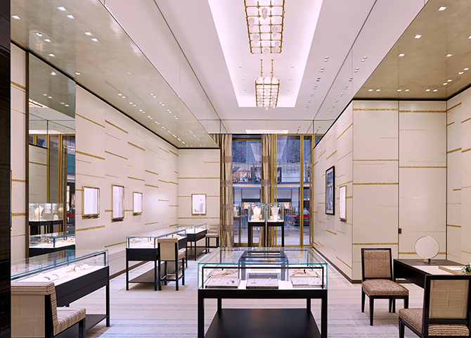Chanel just reopened its Watches and Fine Jewellery boutique in The Dubai Mall (фото 3)