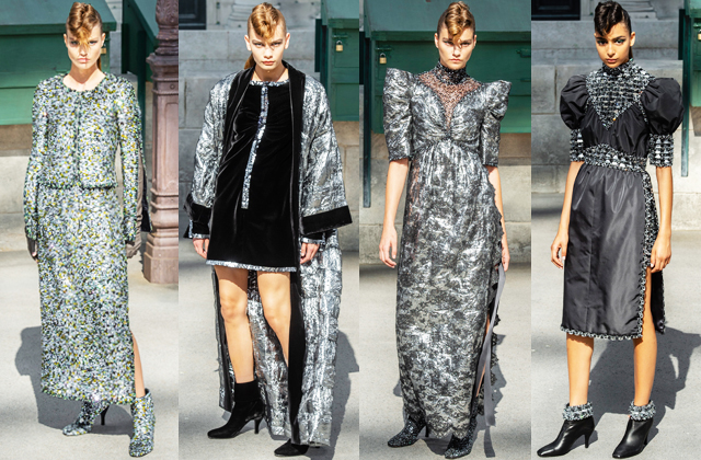 Paris Haute Couture Fashion Week F/W'18: Day three highlights (фото 1)
