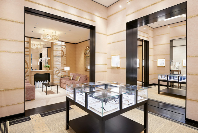 Chanel Watches and Fine Jewellery Boutique