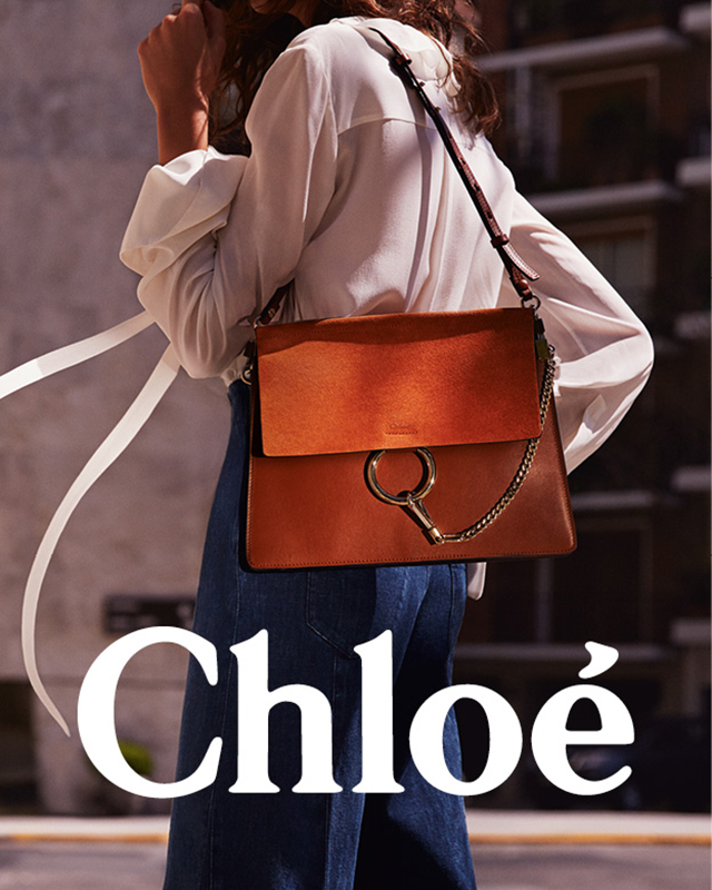 First look: Chloe's Faye Fall '16 campaign (фото 2)
