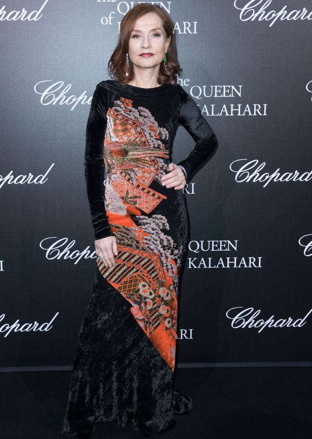 Chopard The Garden of Kalahari event