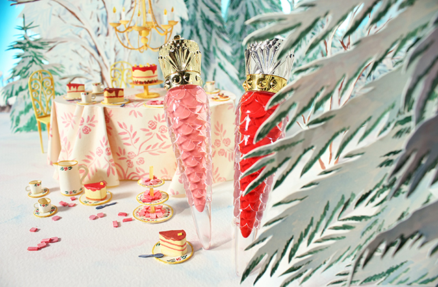 Discover Christian Louboutin's Festive Loubilaque collection (фото 1)