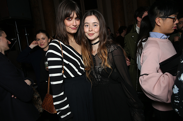 Clara Luciani and Flo Morrissey