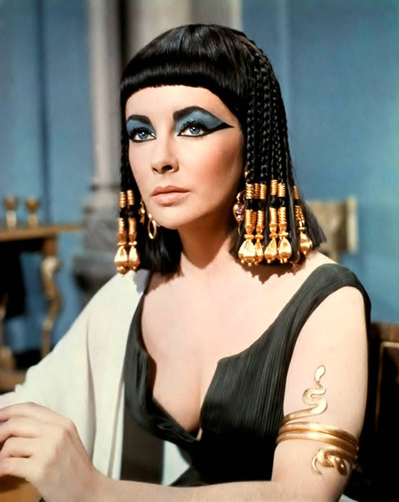 Jolie will play the role of Cleopatra 12.06.2010 1