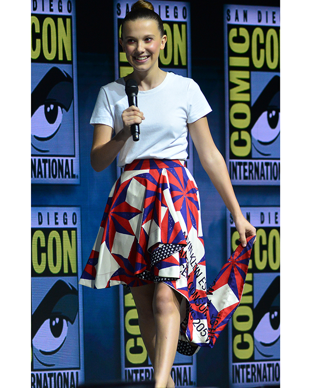 The best dressed celebrities at Comic-Con 2018 (фото 2)