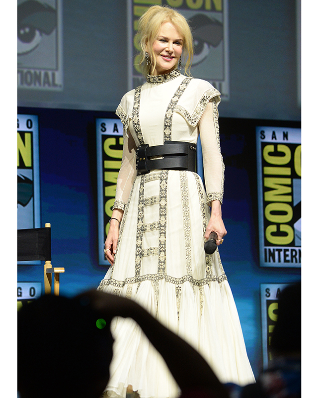 The best dressed celebrities at Comic-Con 2018 (фото 1)