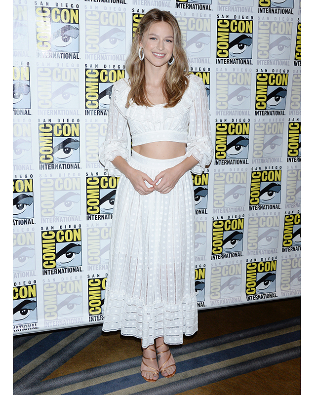 The best dressed celebrities at Comic-Con 2018 (фото 10)