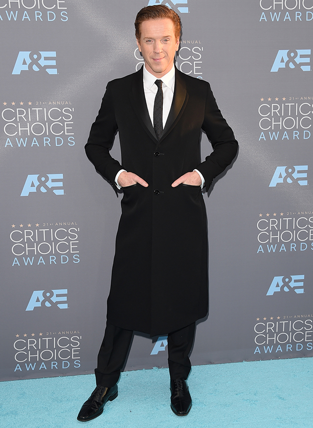 The 21st Annual Critics' Choice Awards winners