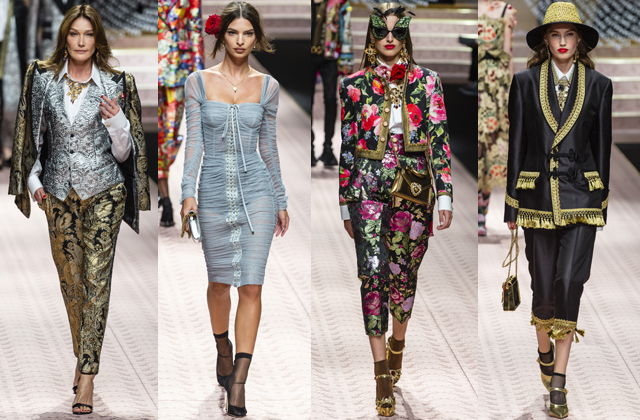 Milan Fashion Week S/S'19: Day five highlights (фото 4)
