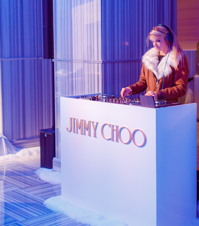Jimmy Choo's Cruise '16 collection uncovered in Dubai