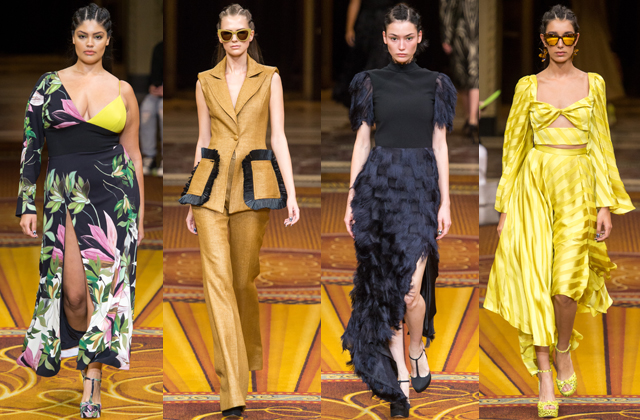 New York Fashion Week S/S'19: Day four highlights (фото 2)