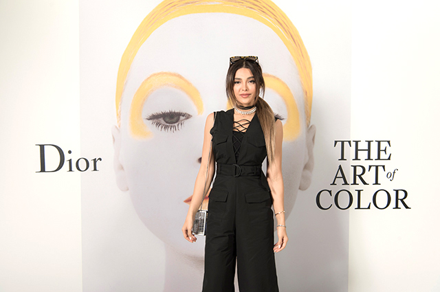 Dior, The Art of Colour exhibition at The Dubai Mall