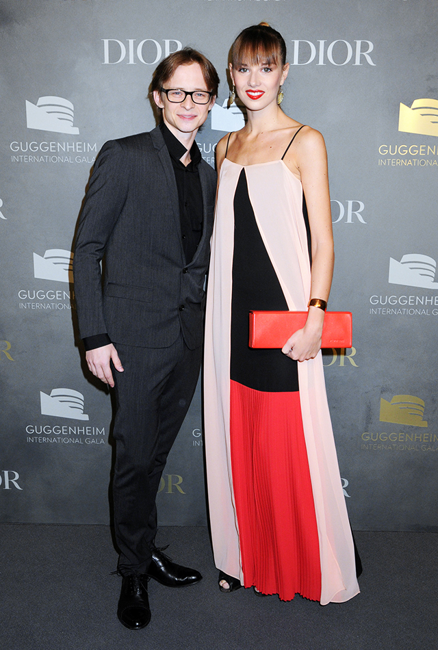 Daniil Simkin and Julie Granger