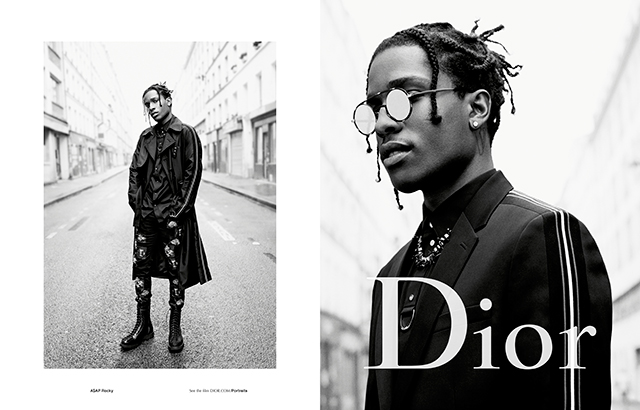 Just in: Dior Homme's Spring/Summer '17 campaign (фото 1)