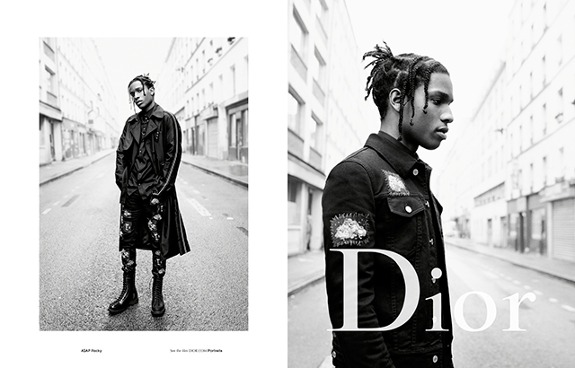 Just in: Dior Homme's Spring/Summer '17 campaign (фото 3)
