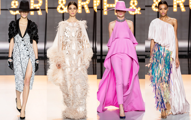 Paris Haute Couture Fashion Week S/S'19: Day one highlights (фото 3)
