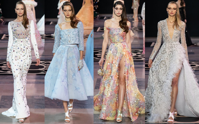 Paris Haute Couture Fashion Week S/S'19: Day one highlights (фото 4)