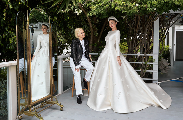 Dior exclusive: An inside look at Miranda Kerr\'s haute couture ...