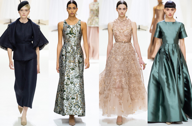 Paris Haute Couture Fashion Week F/W'18: Day two highlights (фото 4)