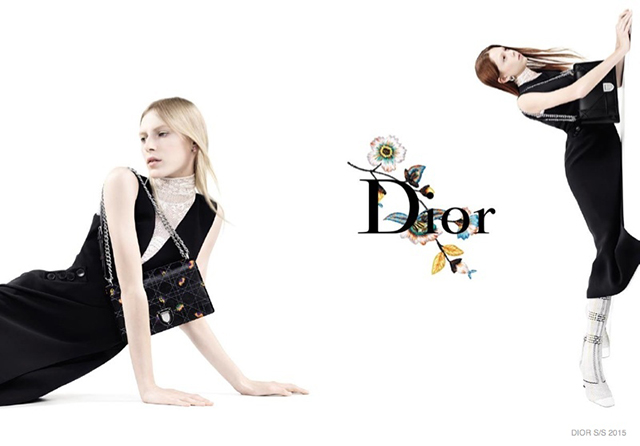 Dior Spring/Summer 15 campaign