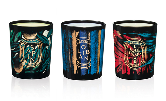 Diptyque Winter Candles