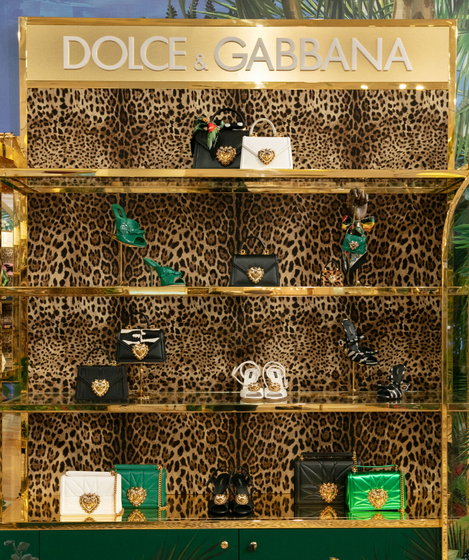 Experience a Sicilian jungle at the heart of Dubai, courtesy of Dolce & Gabbana (фото 2)