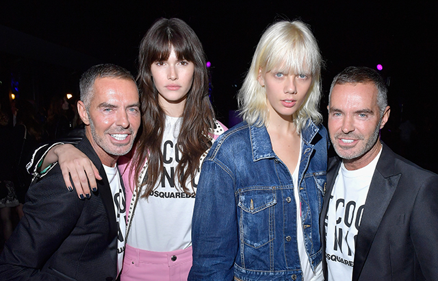 Invite Only Dsquared2 S Be Cool Be Nice Capsule
