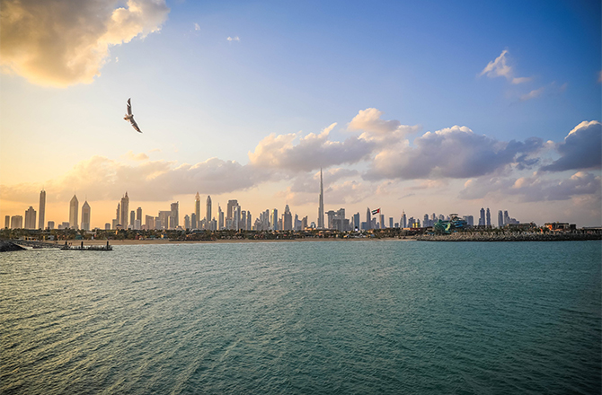 Dubai crowned one of the world's best cities for travellers to visit in 2020 (фото 1)