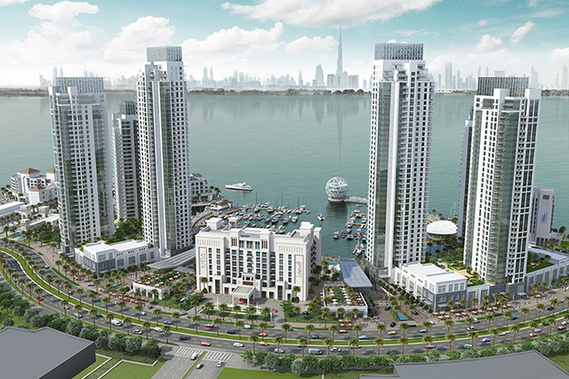 Dubai Creek mega project to include world's tallest twin towers